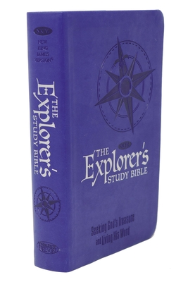 Explorer's Study Bible-NKJV: Seeking God's Treasure and Living His Word - Nelson Bibles (Creator)
