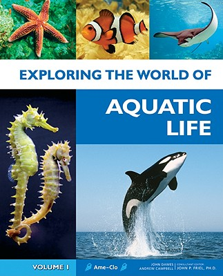 Exploring the World of Aquatic Life, 6-Volume Set - Dawes, John, and Brown Reference/Tbd, and Alderton, David