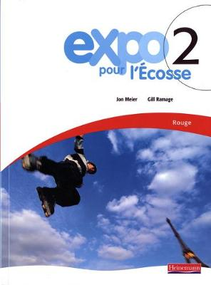 Expo pour l'Ecosse 2 Rouge Pupil Book - Meier, Jon, and Ramage, Gill
