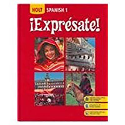 ?Expr?sate!: Student Edition Level 1 2008 - Humbach, and Holt Rinehart and Winston (Prepared for publication by)