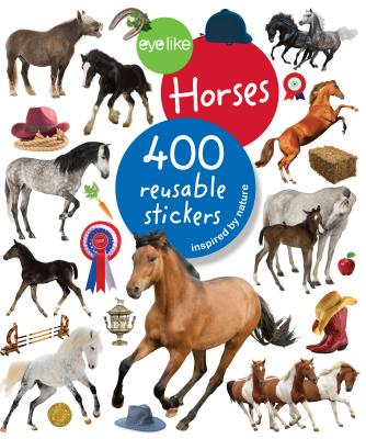 Eyelike: Horses - Workman Publishing
