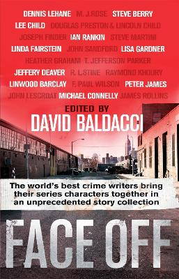Face Off - Baldacci, David, and Various, X