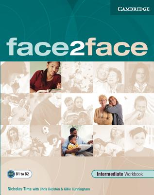 Face2face Intermediate Workbook - Tims, Nicholas