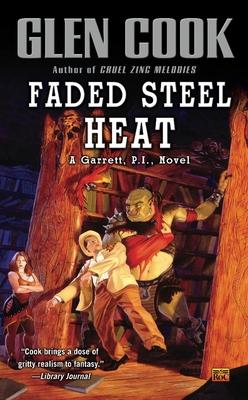 Faded Steel Heat - Cook, Glen