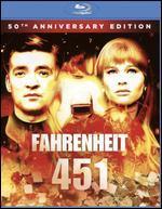 Fahrenheit 451 [50th Anniversary Edition] [Blu-ray]
