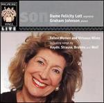 Fallen Women & Virtuous Wives - Felicity Lott (soprano); Graham Johnson (piano)