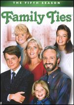 Family Ties: The Fifth Season [4 Discs]