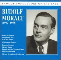 Famous Conductors of the Past: Rudolf Moralt - Wiener Symphoniker; Rudolf Moralt (conductor)