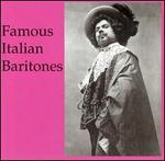 Famous Italian Baritones