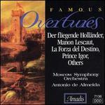 Famous Overtures: Der fliegende Holländer; Manon Lescaut; La Forza del Destino