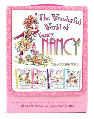 Fancy Nancy: The Wonderful World of Fancy Nancy: 4 Books in 1 Box Set! - O'Connor, Jane