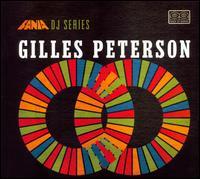 Fania DJ Series: Gilles Peterson [Universal] - Gilles Peterson