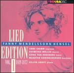 Fanny Mendelssohn Hensel: Lied-Edition Vol. 1, 1819-1837