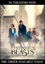 Fantastic Beasts and Where to Find Them [Includes Digital Copy] [3D] [Blu-ray/DVD]