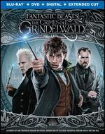 Fantastic Beasts: The Crimes of Grindelwald [Includes Digital Copy] [Blu-ray/DVD]