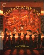 Fantastic Mr. Fox [Criterion Collection] [Blu-ray] - Wes Anderson