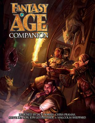 Fantasy Age Companion - Kenson, Steve, and Norris, Jack, Rd, and Pramas, Chris