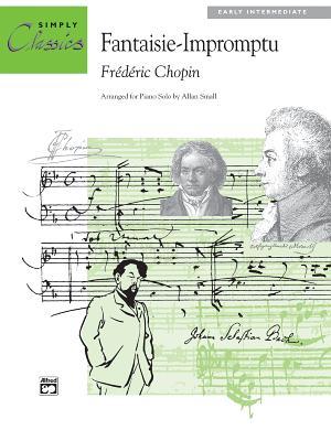 Fantasy Impromptu - Chopin, Fr'd'ric (Composer)