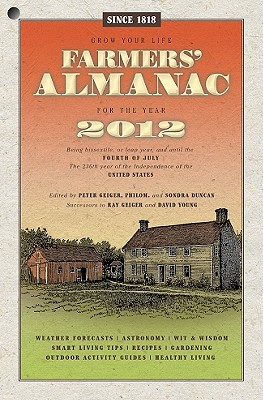 Farmers' Almanac, Volume 195 - Geiger, Peter (Editor), and Duncan, Sondra (Editor)