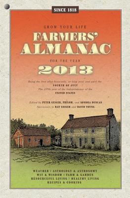 Farmers' Almanac - Geiger, Peter (Editor), and Duncan, Sondra (Editor)