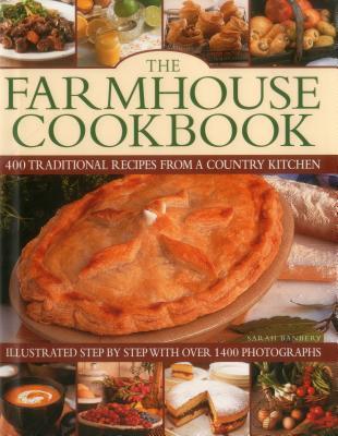 Farmhouse Cookbook - Banbery Sarah
