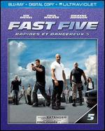 Fast Five [Blu-ray] [Includes Digital Copy] [UltraViolet]