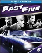 Fast Five [Blu-ray] - Justin Lin