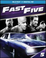 Fast Five [Includes Digital Copy] [UltraViolet] [Blu-ray] [2 Discs] - Justin Lin