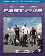 Fast Five [UltraViolet] [Includes Digital Copy] [Blu-ray] - Justin Lin