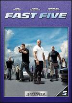 Fast Five [With Furious 7 Movie Cash]