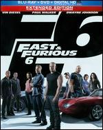 Fast & Furious 6 [2 Discs] [Includes Digital Copy] [UltraViolet] [Blu-ray/DVD]