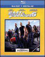 Fast & Furious 6 [UltraViolet] [Blu-ray] - Justin Lin