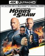 Fast & Furious Presents: Hobbs & Shaw [Includes Digital Copy] [4K Ultra HD Blu-ray/Blu-ray]