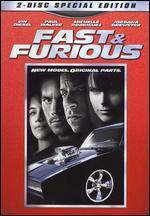 Fast & Furious [Special Edition] [2 Discs] [Includes Digital Copy]
