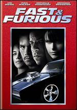 Fast & Furious [With Movie Cash]