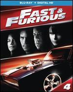 Fast & Furious: With Movie Reward [Includes Digital Copy] [UltraViolet] [Blu-ray] [2 Discs]