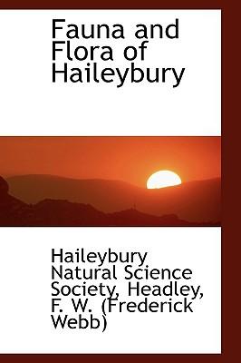 Fauna and Flora of Haileybury - Natural Science Society, Haileybury