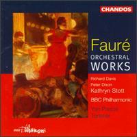 Fauré: Orchestra Works - Kathryn Stott (piano); Peter Dixon (cello); Richard Davis (flute); BBC Philharmonic Orchestra; Yan Pascal Tortelier (conductor)