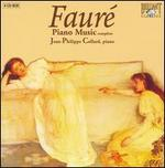 Fauré: Piano Music complete - Bruno Rigutto (piano); Jean-Philippe Collard (piano)