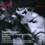 Fauré: Requiem; Bach: Partita, Chorales & Ciaconna