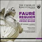 Faur�: Requiem; Cantique de Jean Racine; Messe Basse