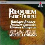 Faur�: Requiem, Op. 48; Durufl�: Requiem, Op. 9
