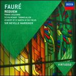 Fauré: Requiem; Pavane - John Birch (organ); Stephen Cleobury (organ); Sylvia McNair (soprano); Thomas Allen (baritone); William Bennett (flute); Academy of St. Martin-in-the-Fields Chorus (choir, chorus); St. John's College Choir, Cambridge (choir, chorus)