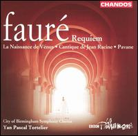 Fauré: Requiem - James Rutherford (bass); Jonathan Scott (organ); Libby Crabtree (soprano); Mary Plazas (soprano);...