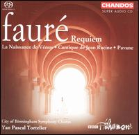 Fauré: Requiem - James Rutherford (bass); Jonathan Scott (organ); Libby Crabtree (soprano); Mary Plazas (soprano);...