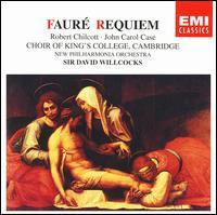 Fauré: Requiem - Bob Chilcott (treble); Gareth Morris (flute); John Carol Case (baritone); King's College Choir of Cambridge (choir, chorus);...
