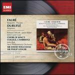 Faur?: Requiem; Pavane; Durufl?: Requiem