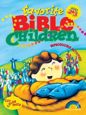 Favorite Bible Children: Ages 2-3 - Nystrom, Jennifer
