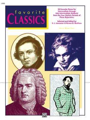 Favorite Classics, Bk 2: Solo - Lancaster, E (Editor)