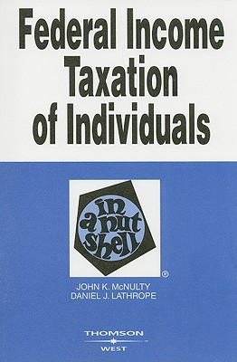 Federal Income Taxation of Individuals in a Nutshell -